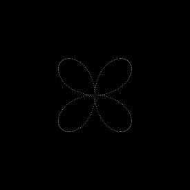 Curve 4: 4-petal Rose
